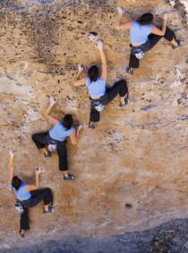 Klettern beim ÖTK