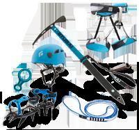 Gletscher & Eis Ausrüstung