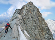Grossglockner, Reinhold Messner, Sepp Mayerl, Bergsteiger, Ausbildung