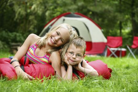 ÖTK Jugendcamp, Sommercamp, Ferienlager, Familienurlaub