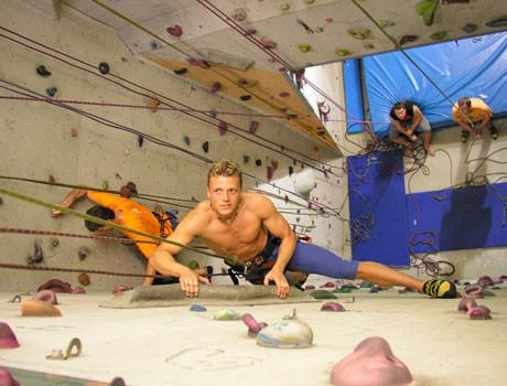 Kletterkurs für Jugendliche