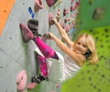 Klettern mit Schulklassen