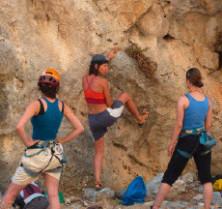 Kletter-Ausbildung beim ÖTK