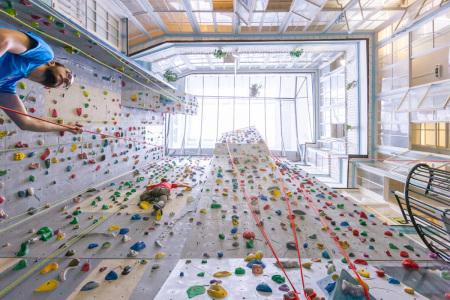 Kletterhalle Wien 1 Bäckerstrasse 16, ÖTK
