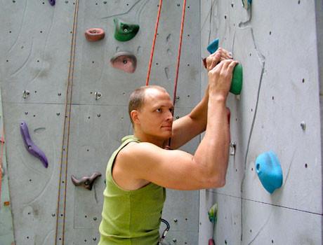ÖTK Kletterhalle Wien 1, Kletterkurs, Privatunterricht