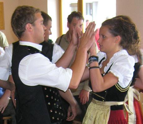 Folkloretanz