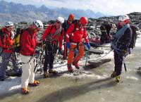 Gletscher Kurse