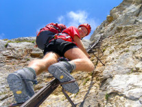 Klettersteigtouren Österreich