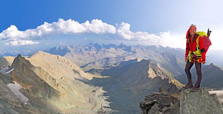 Mit dem ÖTK ins Hochgebirge und auf Gletscher