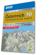 Digitale Landkarten, DVD