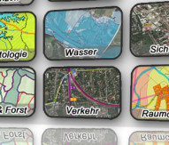 GIS-Portale Bundesländer