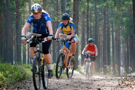MTBO Mountainbike Orientierung