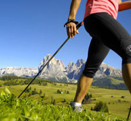 Die richtigen Wanderstöcke im ÖTK-Alpinshop