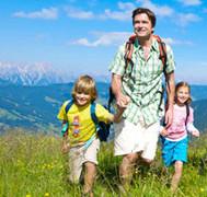 Wandern für die ganze Familie