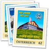 Briefmarke Sondermarke ÖTK Schutzhütte
