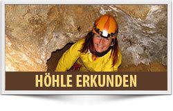 Höhlen erforschen, Höhelnkunde