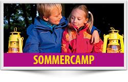Sommercamp, Jugendcamp, Ferienlager, Familienurlaub, ÖTK