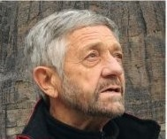 Blasl-Sepp, Sepp Mayer, Lehrmeister von Reinhold Messner