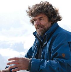 Sepp Mayerl, Lehrmeister von Reinhold Messner