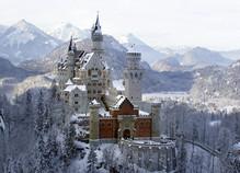 ÖTK Schneeschuhwandern Allgäu, Neuschwanstein