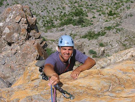 Selbständiges Klettern lernen am Fels