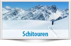 ÖTK Skitour, Schitouren gehen