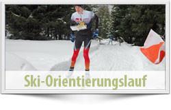 Ski-OL, Orientierungslauf mit Skiern