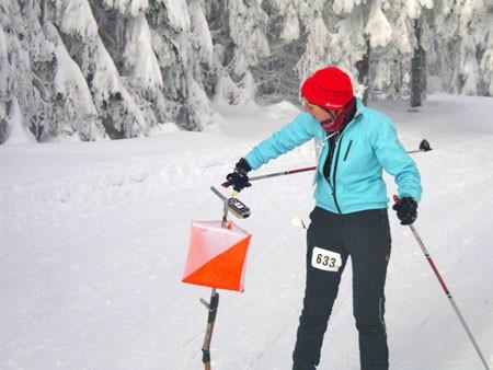 Ski-Orientierungslauf