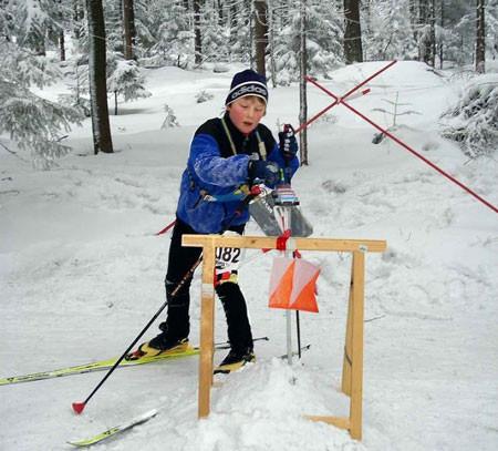 Ski-OL Wettkampf