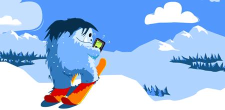 Snowsafe, Lawinenlagebrichte für's Smartphone