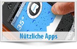 Nützliche Apps für Skitourengeher