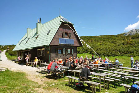 ÖTK Schutzhütte - Neue Seehütte