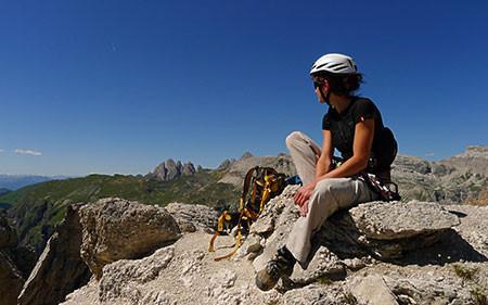 Klettersteig Kurse und Touren mit dem ÖTK