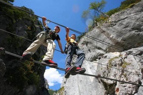 Klettersteig Hias am Dachstein