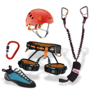 ÖTK Alpinshop Klettersteigausrüstung
