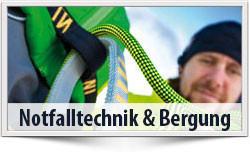 Alpiner Notfall? Kurs für Seiltechnik und Bergung