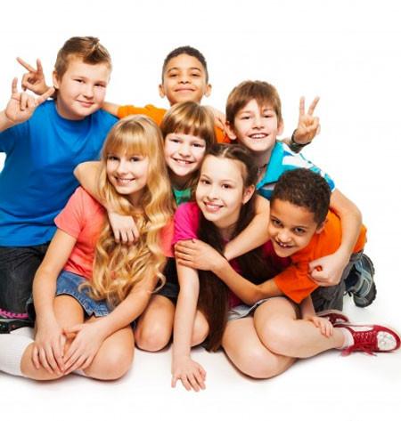 Party feiern Kletterhalle Wien Kinder klettern