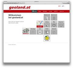 Geodatenportal der österreichischen Länder