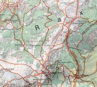 Alpines Wegenetz, Wanderwege, Österreich, ÖTK