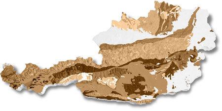 Geologie Österreich