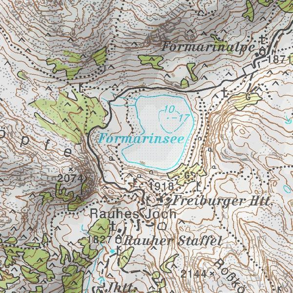 Digitale Karten Otk Osterreichischer Touristenklub