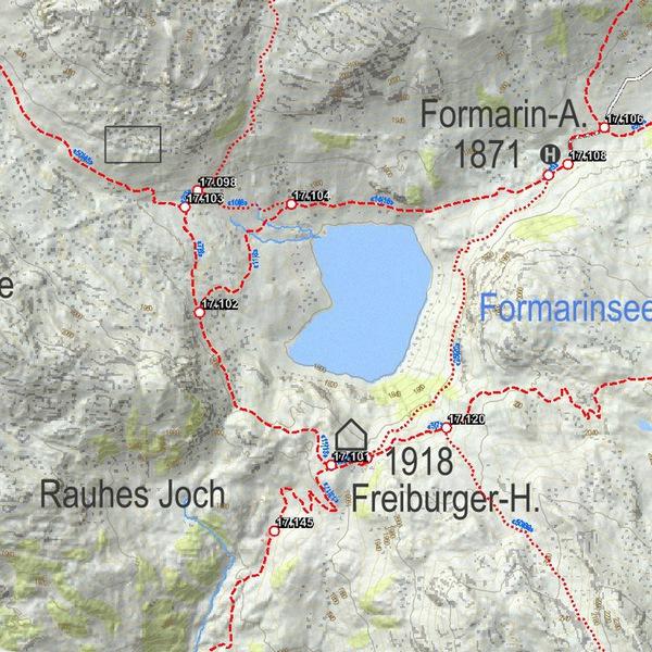 Topographische Karte Deutschland Kostenlos.Digitale Karten Otk Osterreichischer Touristenklub
