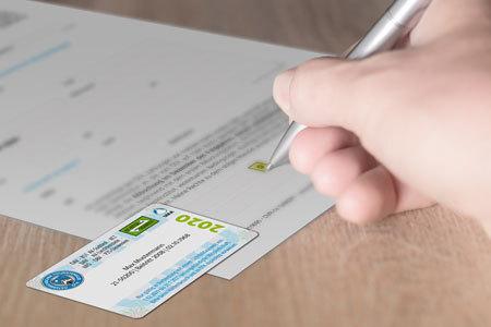 SEPA Lastschrift, Einzugsermächtigung ÖTK Mitgliedsbeitrag