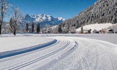 Langlaufwoche in Südtirol