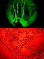 Taschenlampen für Wildbeobachtung im ÖTK-Alpinshop