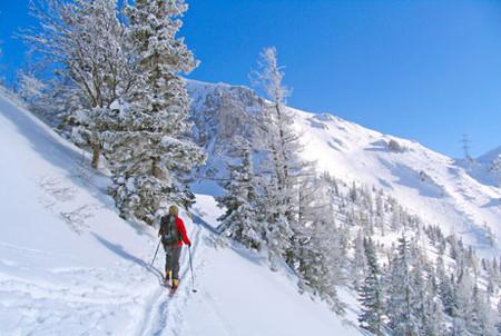 Skitour, Schitour, Kurs