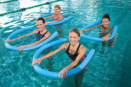 Aqua Gymnastik, Aqua Fitness