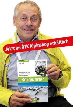 Buch Bergwetter, Bruckmann Verlag, Karl Charly Gabl