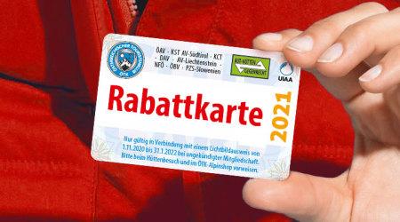 Sparen mit der ÖTK Klubkarte, Rabatte bei Vorteilspartner