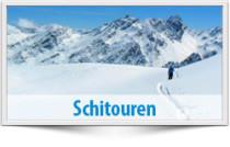 Geführte Schitouren, Skitour gehen